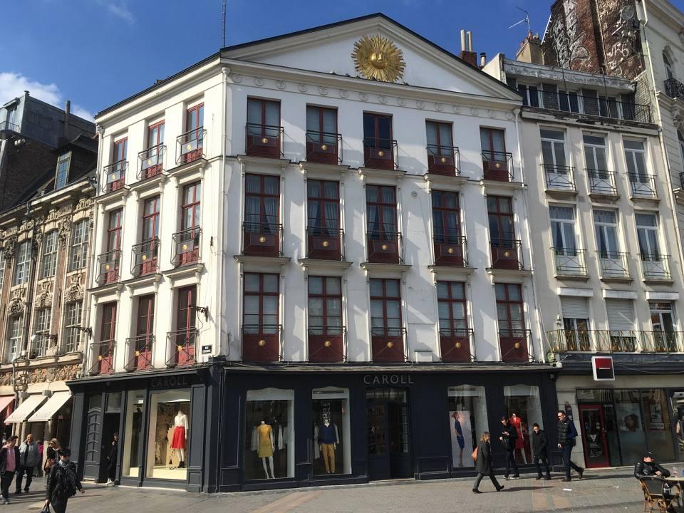 edc9ea196a0 Lille Grand Place - Jens Hinrichs